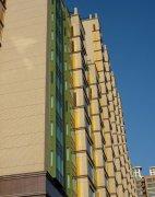 北京恒信住宅项目柔性饰材工程案例