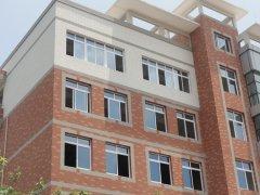 南京外国语学校项目柔性饰材工程案例