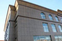 南京宇飞科技办公大楼柔性饰材工程案例