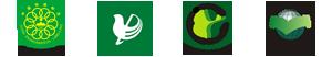 中国环境标志、中国环境保护产业协会、中国环保产品认证