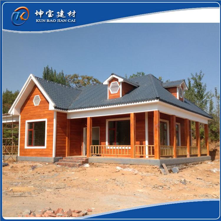 钢结构屋面瓦-轻质合成树脂瓦